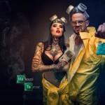 Makani Terror im Interview mit Matthias Schwaighofer von Schwaighofer ART com