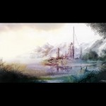 "Matte Painting ""Photoshop CC 2014"" speed painting"
