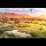 Matte Painting: The wonderland by Schwaighofer-art