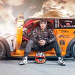 """Photoshooting outdoor mit """"Mini Trophy"""" Gewinner Jürgen Schmarl"""