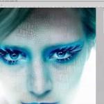 Schwaighofer-ART: Beautyretusche im Filmposterlook