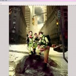 Schwaighofer-ART: Photoshop Ghostbusters