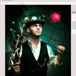 Schwaighofer-ART: Photoshop-tutorial steampunk