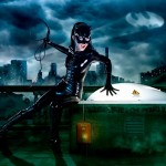 Schwaighofer-ART: sexy Latex Catwoman shooting