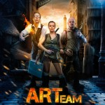 the ARTeam the Movie