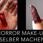 Halloween MakeUp vom Feinsten