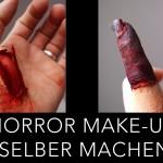 Halloween MakeUp vom Feinsten
