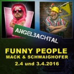 Funny People Workshop Angelbachtal