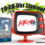 """ARTtv on Facebook"" die neue Liveshow"