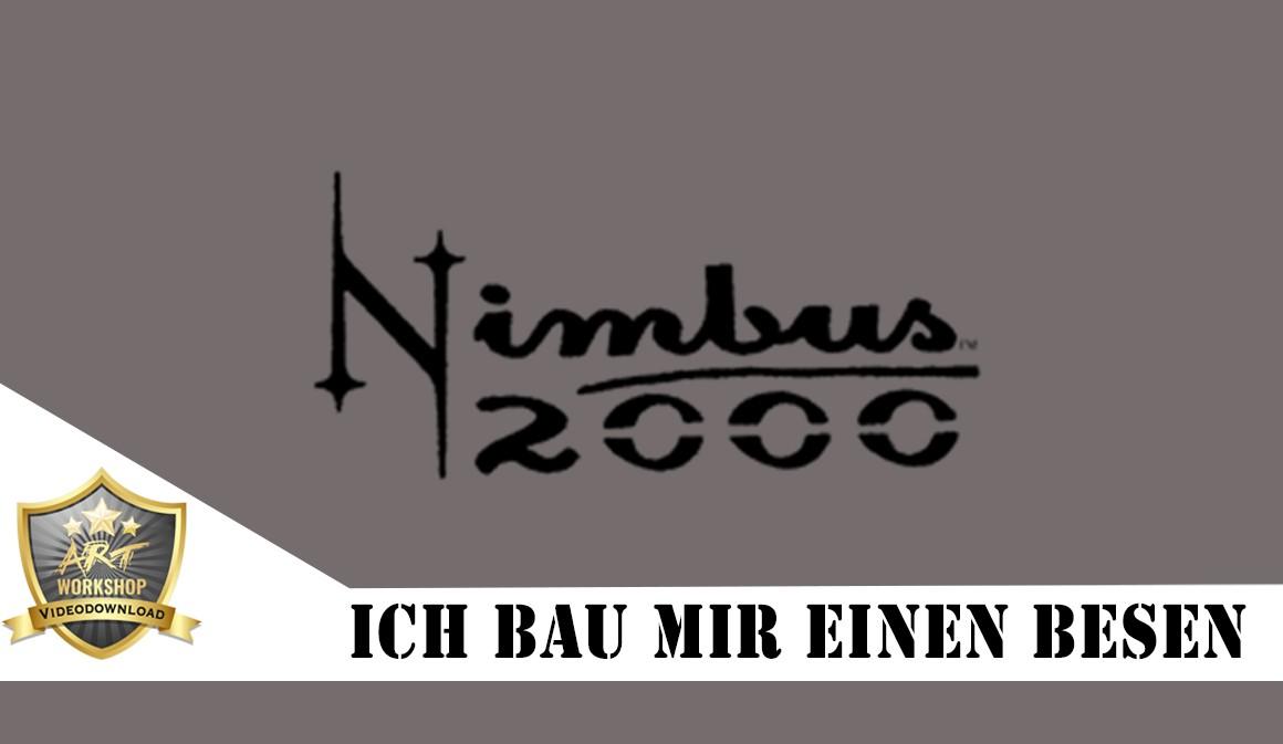 Nimbus 2000 der Rennbesen – Schwaighofer Art