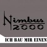 Nimbus 2000 der Rennbesen