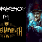 Halloween Workshop im Grusellabyrinth NRW