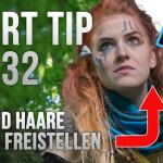 Short Tip Nr. 32 Haare und Fell freistellen