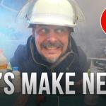 """""""Let's make Nebel"""" 100 Wege Rauch zu machen."""