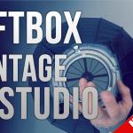 Softbox Montage im Fotostudio
