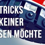 9,2 TRICKS DER FOTOGRAFIE, DIE KEINER WISSEN MÖCHTE