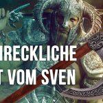 Die schrecklichen Axt vom Sven