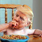 Donald trifft auf Photoshop
